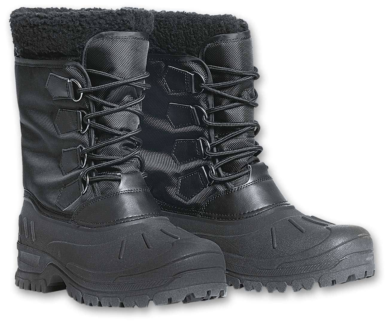 Brandit Highland Weather Extreme Saappaat  - Musta - Size: 39