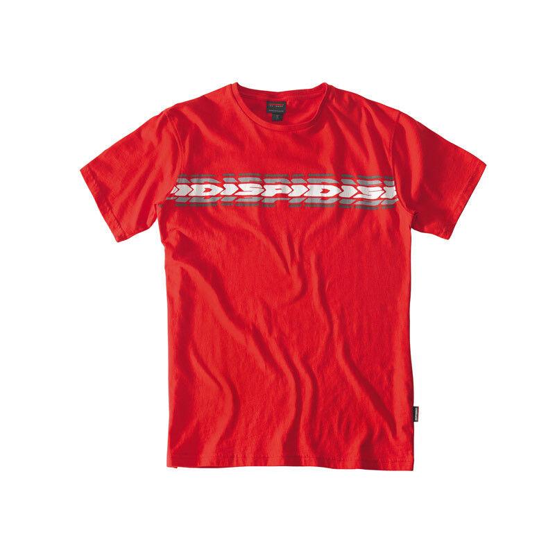 Spidi TRK T-paita  - Punainen - Size: S
