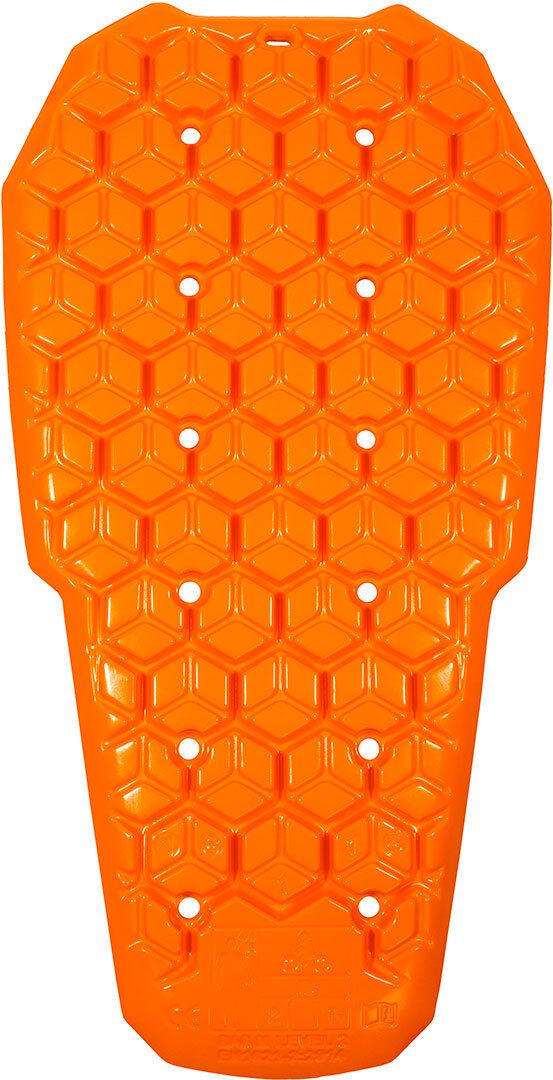 Rukka D3O Allback LVL2 Selkäsuoja  - Oranssi - Size: L