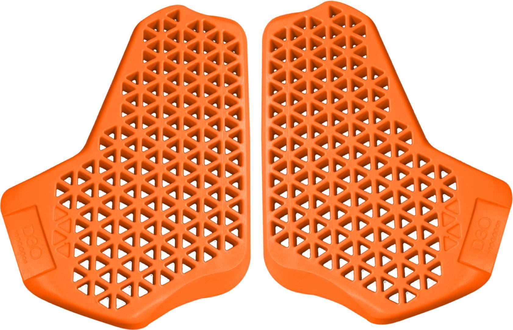 Rukka D3O Air LP1/CP1 Rinta suojelijoita  - Oranssi - Size: yksi koko