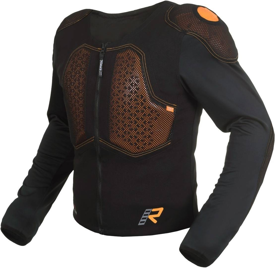Rukka D3O Air RPS Protector paita  - Musta - Size: 2XL