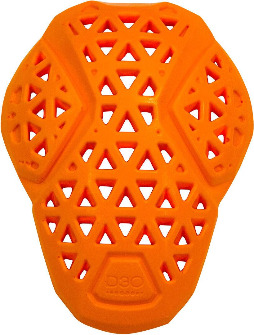 Klim D3O LP 2 Pro Olkapää suojaimet  - Oranssi - Size: yksi koko
