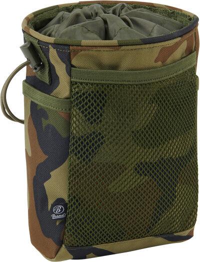 Brandit Molle Pouch Tactical Laukku  - Vihreä - Size: yksi koko