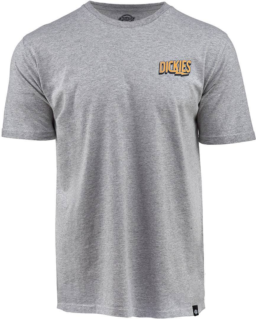Dickies Crestwood T-paita  - Harmaa - Size: S