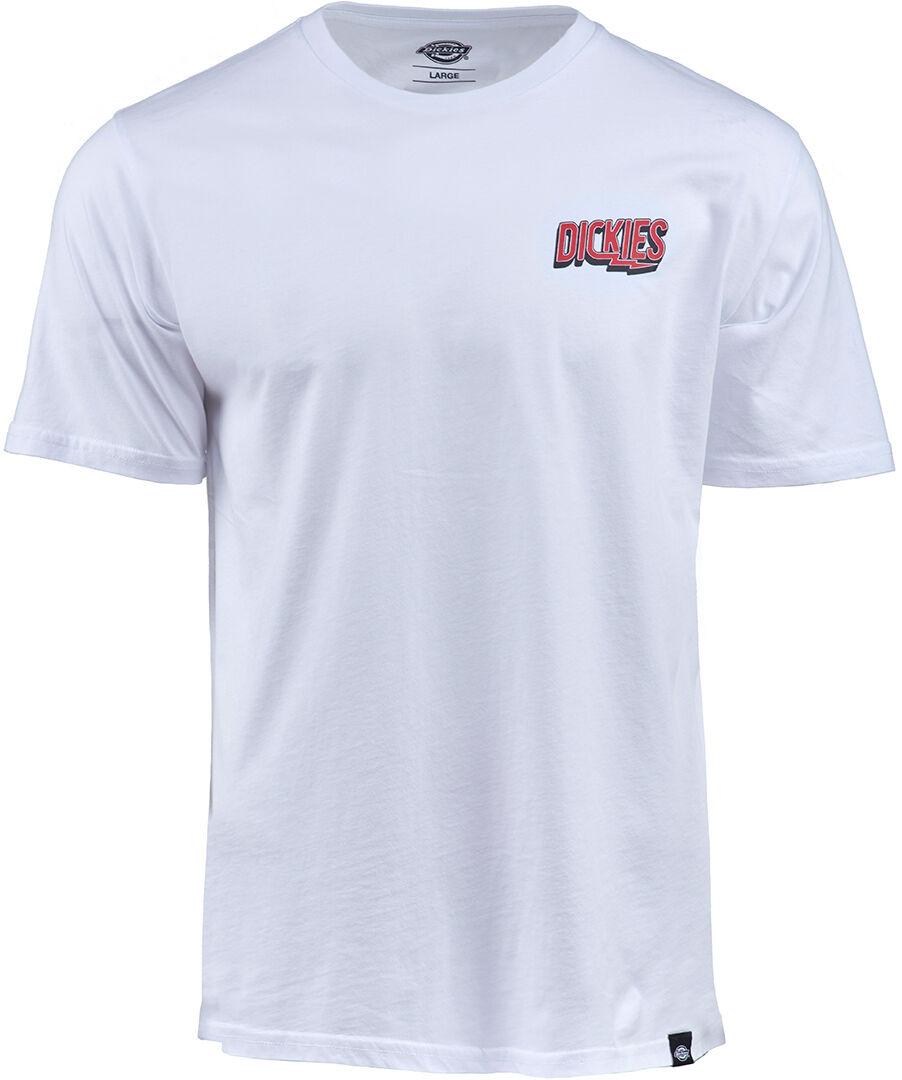 Dickies Crestwood T-paita  - Valkoinen - Size: 3XL