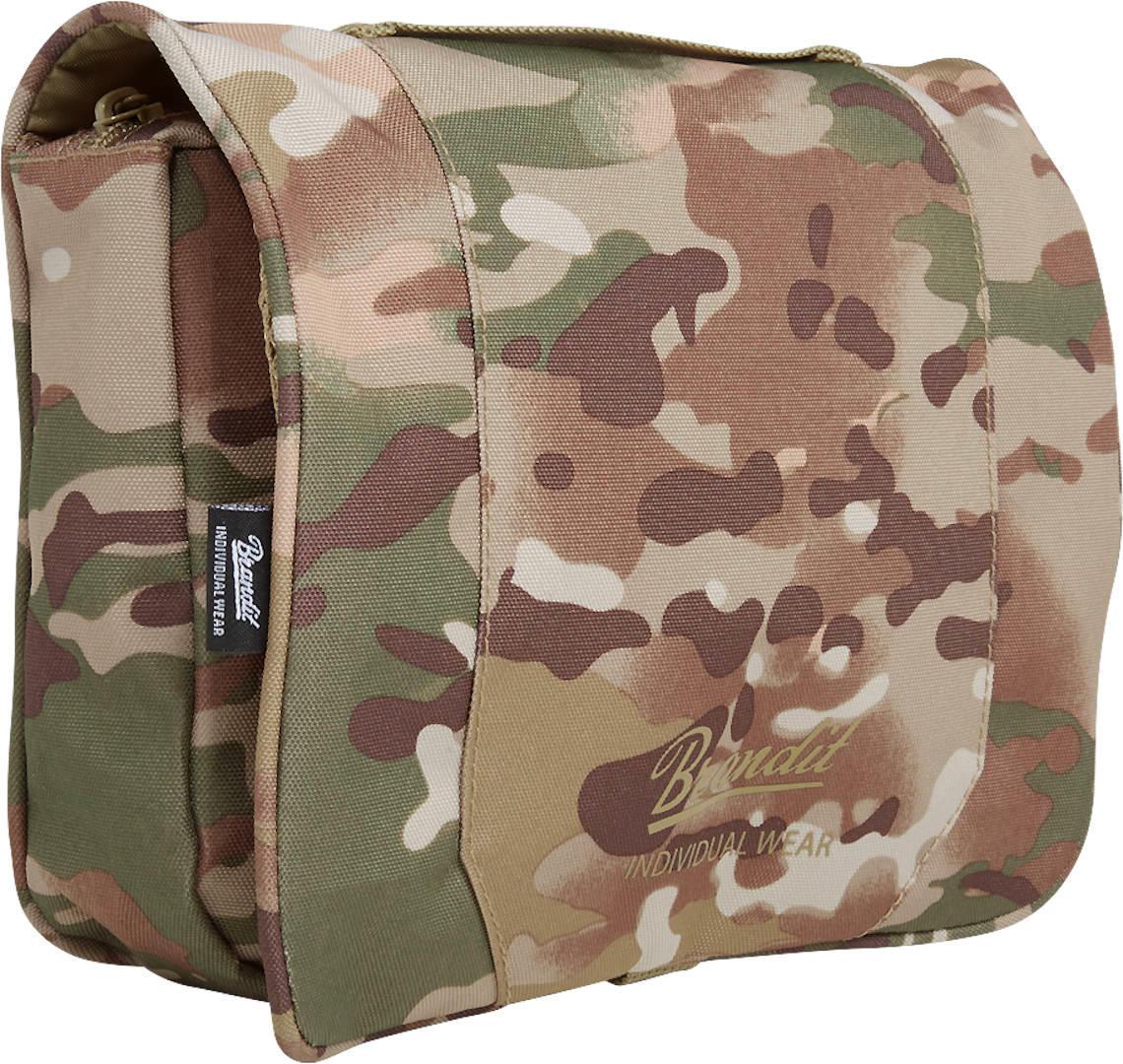 Brandit Large Toiletti laukku  - Vihreä - Size: yksi koko