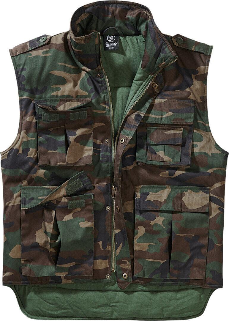 Brandit Ranger Liivi  - Vihreä - Size: XL