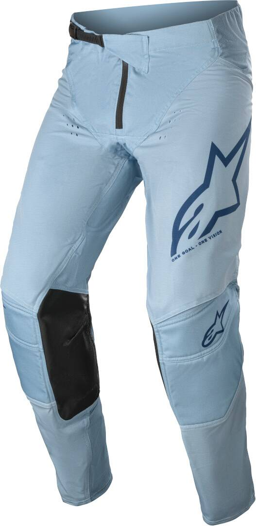 Alpinestars Techstar Factory Motocross housut  - Sininen - Size: 30
