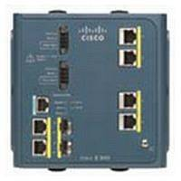 Cisco Systems IE 3000 Switch 4 10/100 + 2 T/SFP