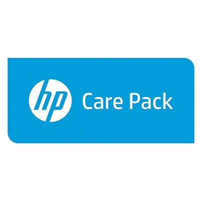 HP Care Pack 1 year Post Warranty  Next business day + DMR DJ T2500 36ine-MFPHWSup