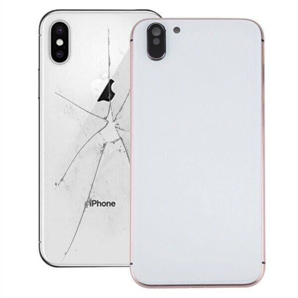 Apple Täydellinen Kuorenvaihto 5in1 - iPhone X/XS - iPhone 6S