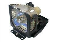 GO Lamps - Projektorlampa (likvärdigt med: Sanyo 610-330-7329, Sanyo POA-LMP105)