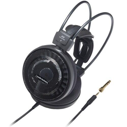 Technica Audio Technica ATH-AD700X On-Ear Kuulokeet Musta