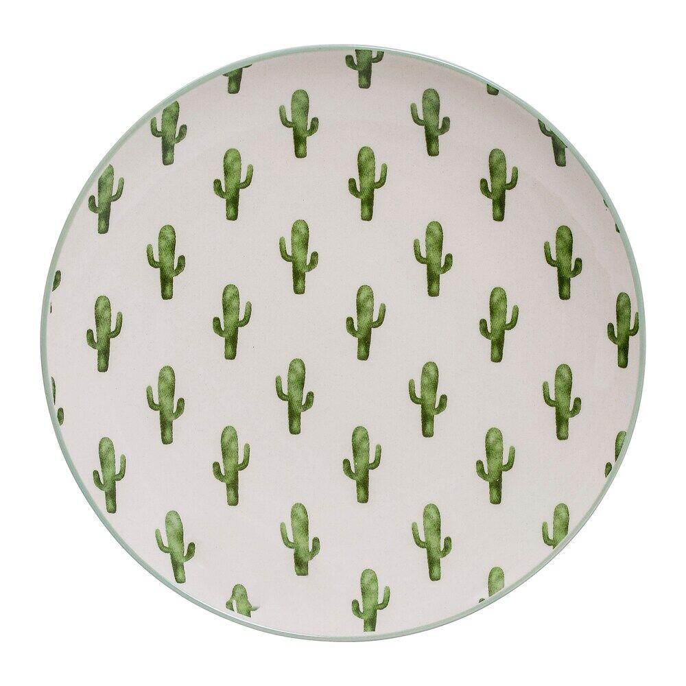 Jade Lautanen Vihreä Kaktus Kivitavaraa 20 cm