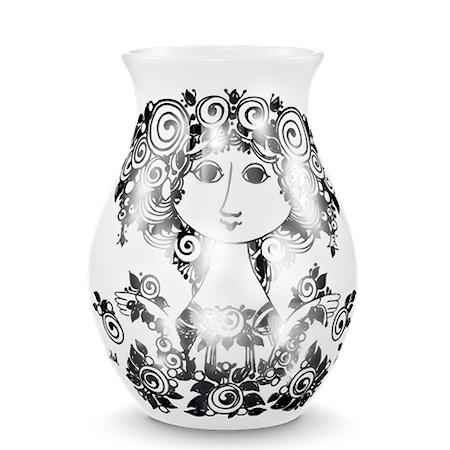 Björn Wiinblad Maljakko Rosalinde, hopea 26 cm