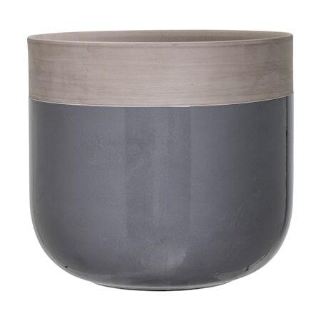 Bloomingville Ruukku Harmaa Terrakotta 27,5 cm