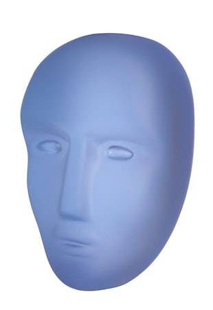 Kosta Boda Brains sininen Karolina 7,5 cm