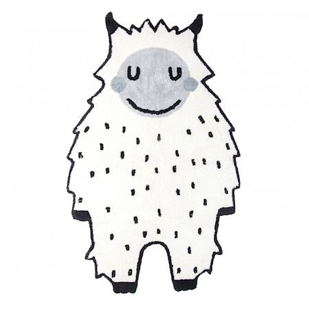 Nattiot Tapis Little Bigfoot Matto 90x140 cm