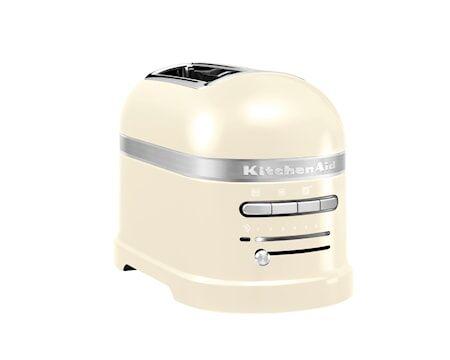 KitchenAid Artisan Leivänpaahdin crème, 2 viipaletta