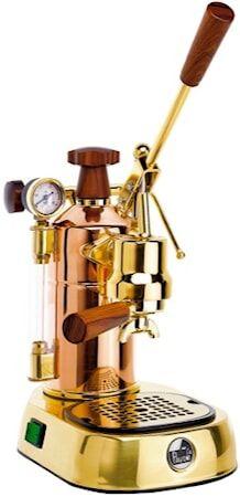 La Pavoni Professional Espressokeitin kulta