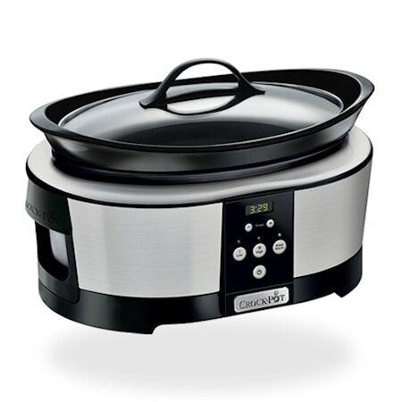 Crock-Pot 5,7 litraa Traditional