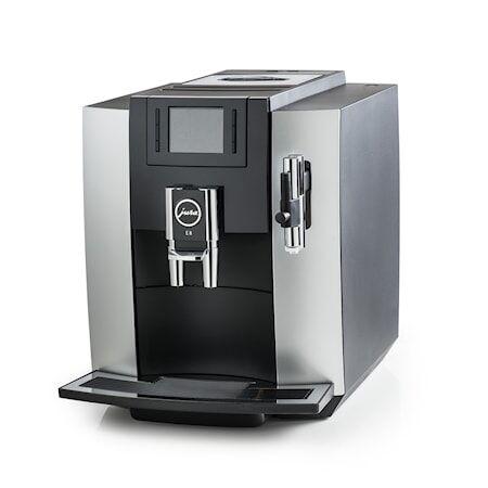 Jura E8 Espressokone Platin