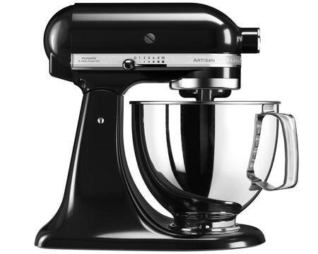 KitchenAid Artisan 125 Yleiskone 4,8 litraa Musta