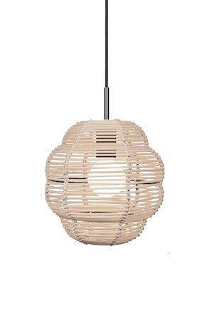 Globen Lighting Wagner Kattolamppu Natur