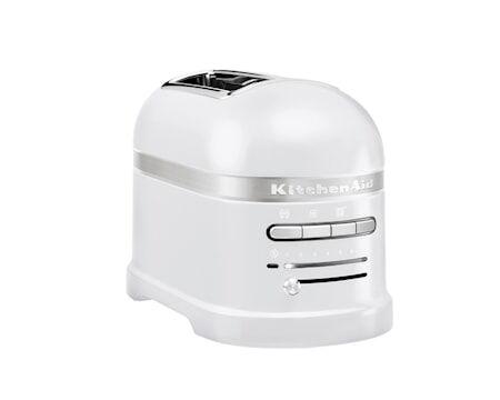 KitchenAid Artisan Leivänpaahdin huurrevalkoinen, 2 viipaletta