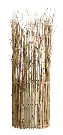 MUUBS Fishtrap Iso lyhty Bambu 65x20 cm