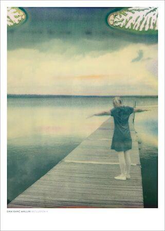 Dan Isaac Wallin Seclusion II poster – 50x70