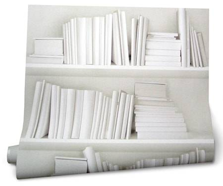 Mineheart Bookshelf white - Tapetti