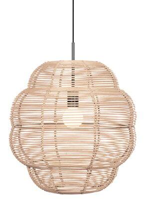 Globen Lighting Wagner XL Kattolamppu Natur