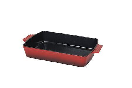 Espegard Valurautavuoka 3,5 litraa Emaljoitu Punainen