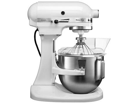 KitchenAid Heavy Duty yleiskone valkoinen 4,8 L
