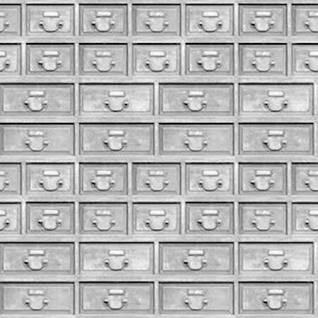 Mineheart Industrial drawers Tapetti