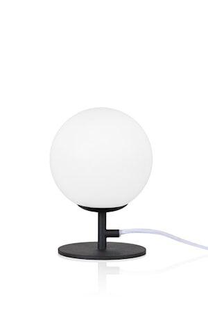 Globen Lighting Luna Pöytälamppu Musta