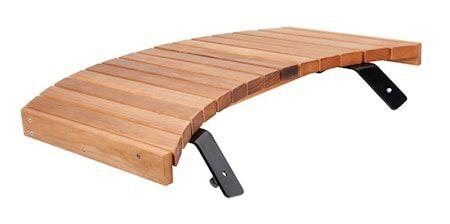 Muurikka Originaali sivupöytä Muurikka-pannulle 100 cm