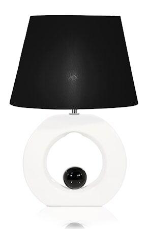Globen Lighting Circle Pöytälamppu Valkoinen