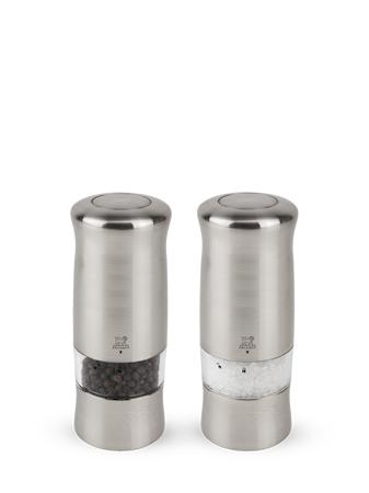 PEUGEOT Zeli Elektrisk Duo kromattu 14 cm