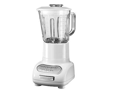 KitchenAid Artisan blenderi valkoinen 1,5 + 0,75 L
