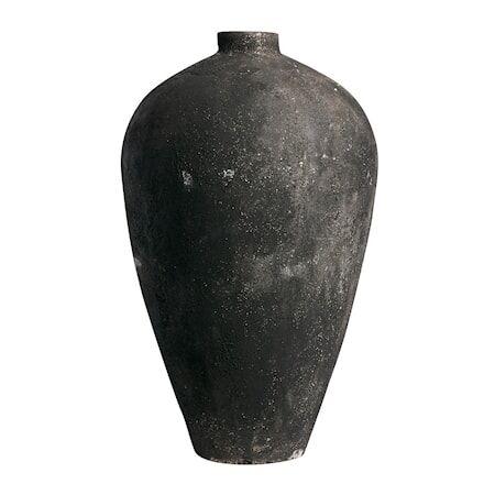 MUUBS Luna Ruukku Musta Terracotta 170x73 cm