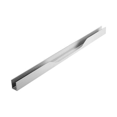 Beslag Design Profil Parallel ruostumaton look