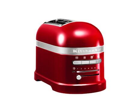 KitchenAid Artisan Leivänpaahdin punainen metallic
