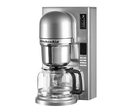 KitchenAid Kahvinkeitin hopea 1,25 L
