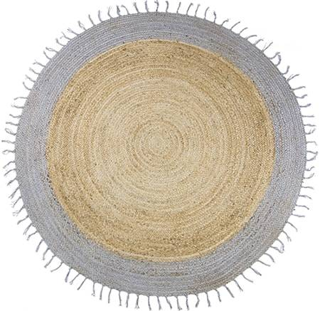 Nattiot Aslesha Matto Pyöreä 140 cm