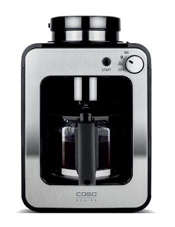 Caso Coffee Compact Kahvinkeitin myllyllä