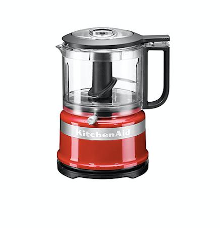 KitchenAid Mini Foodprocessor 0,95 litraa Punainen