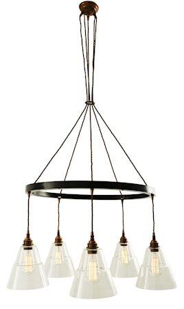 Mullan Lighting Lyx 1 tier Kattokruunu
