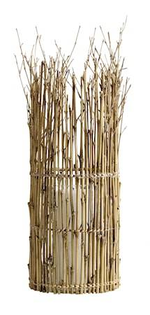 MUUBS Fishtrap Pieni lyhty Bambu 45x16 cm